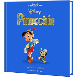 Personalized Disney's Pinocchio Story Book
