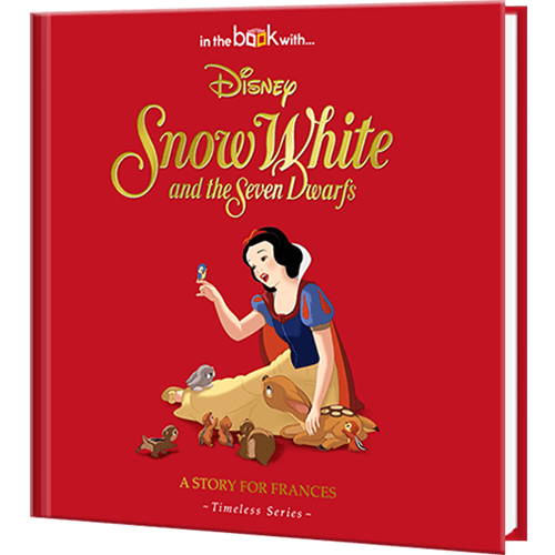 Personalized Disney's Snow White Story Book