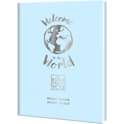 Personalized Book About You - Welcome to the World Baby Book