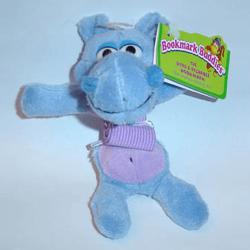 Bookmark Buddies - Hullabaloo Hippo