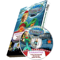 Little Mermaid DVD