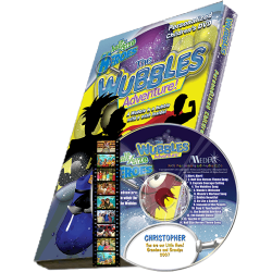 The Wubbles Adventures Personalized Kid's DVD