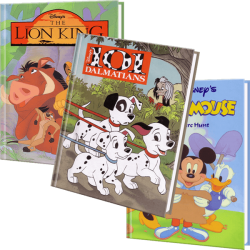 Disney Personalized Book Club