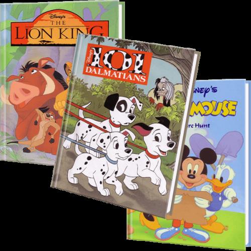 Disney Personalized Book Club