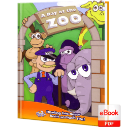 Day at the Zoo eBook