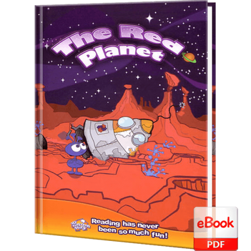 The Red Planet Personalized Children's eBook