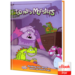 Too Many Monsters eBook