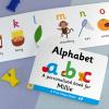 First Steps Alphabet Board Book