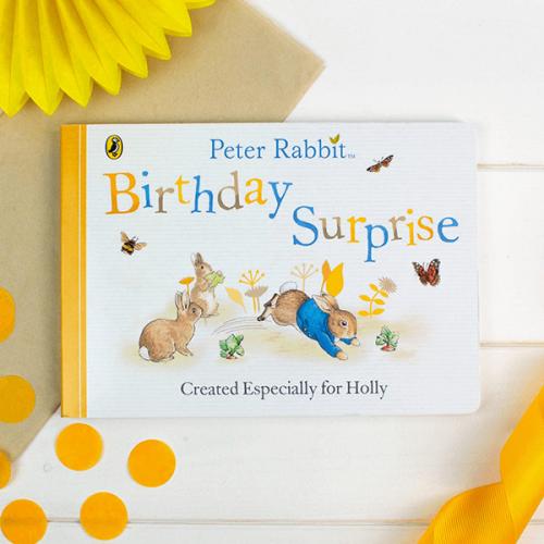 Peter Rabbit Birthday Surprise Board Book