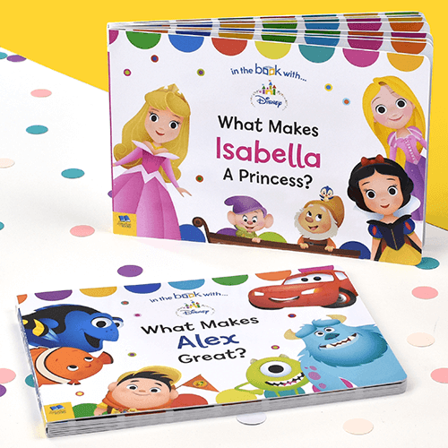 what makes me personalized board books for toddlers