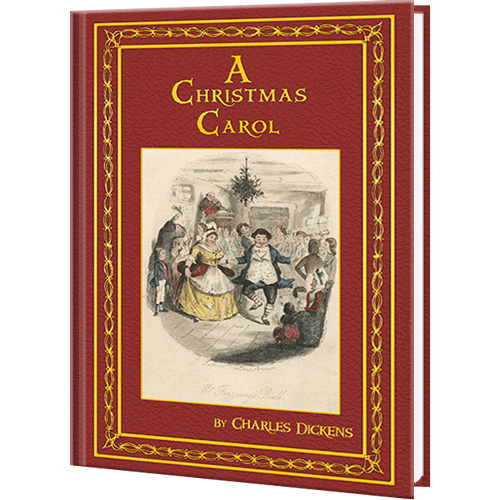A Christmas Carol Personalized Kids Classic Novel | Chapter Book