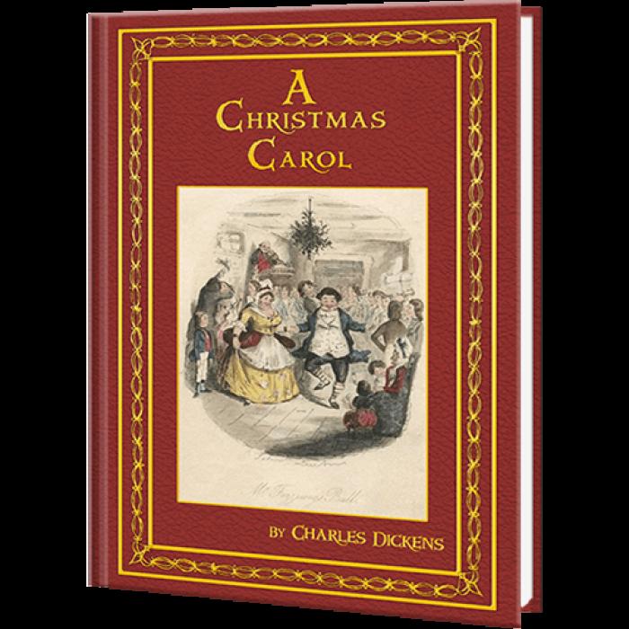 Christmas Carol Book.A Christmas Carol Personalized Kids Classic Novel Chapter Book