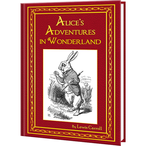 Alice's Adventures in Wonderland | Personalized Classic Novel | Chapter Book