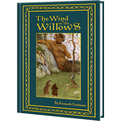 The Wind in the Willows Personalized Kids Classic Chapter Book Novel