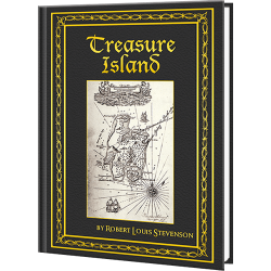 Treasure Island Personalize Personalized Kids Classic Novel | Chapter Book
