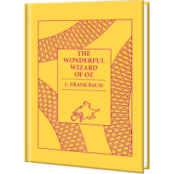 The Wonderful Wizard of Oz | Personalized Kid's Classic Novel | Chapter Book